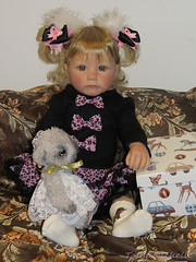 Butterfly Fairy (Thingamabobs) Tags: butterfly toddler eva doll dolls fairy lee collectable middleton helland