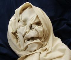 OhWhistle_Kurt_Komoda_03 (Kurt Komoda) Tags: face skull linen ghost evil horror sheet cloth screaming apparition cloaked bedsheet mrjames ohwhistleandillcometoyoumylad