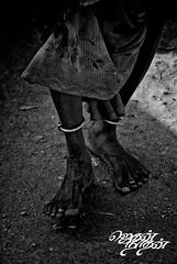 ... (Its Me Jegan) Tags: old travel carnival bw india walking temple women village legs photojournalism streetlife age nikkor oldwomen nikond200 nikkor18200mm