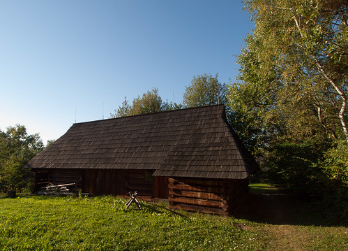 Ethnographischer Park und Galizisches Dorf in Nowy Sącz