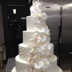 Seconda Wedding cake di Francesco e Francesca #pasticceriapeggi  #wedding  #weddingcake #tortamatrimoniale #cake #cakedesign #pasticceria
