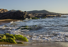 Calblanque (PabloSG) Tags: beach landscape playa paisaje murcia amanecer cartagena calblanque
