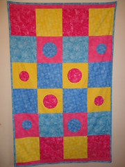 Circles in squares quilt (ZiKiarts) Tags: usa baby paris france wool kids children us quilt iran circles crafts sony maine harvest lavender hobby coton fabric cotton blanket flannel enfants blankie lavande 2012 sachet carre sqares zagros drawstring tissus 75020 joanns 2013 recolt purelaine zardkuh bazoftforever bazoft couvrelit zikiarts sacacoulise