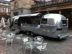Airstream Coffee Vending, London UK (BuonCuore) Tags: street food coffee car truck snacks van cart sales vending olsen concession grumman foodtruck stepvan streetsales