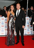 The National Television Awards (NTA's) 2013 held at the O2 arena - Arrivals Featuring: Sir Chris Hoy with his wife