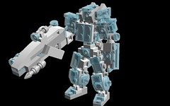 Shiva (NimbusConflict) Tags: lego finalfantasy mecha mech moc microscale mechaton mfz mf0 mobileframezero