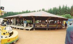 Thomas Evan's Dodgem Fauldhouse 08/06/2002 (Ayrshire LAD) Tags: evans fairground fair funfair fa dodgem