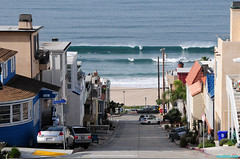 Porto23177 (mcshots) Tags: ocean california winter sea usa beach water coast losangeles surf waves stock surfing neighborhood socal surfers mcshots southbay swells elporto 012913