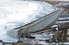 DSC_7197_CONV_10_ (Piet Bink (aka)) Tags: ice frozen sneeuw marken ijs koud ingevroren