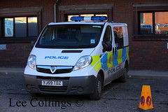 Vauxhall Police Van (Lee Collings Photography) Tags: transport leeds police emergency westyorkshire vauxhall policevan emergencyvehicles emergencyservices emergencyservice policevehicles westyorkshirepolice leedscitycentre policetransport emergencyservicevehicles vauxhallpolicevan westyorkshireemergencyservices emergencyservicetransport emergencyservicestransport
