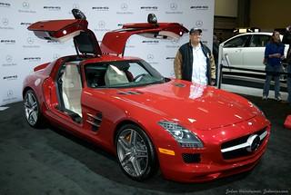 2013 Washington Auto Show - Lower Concourse - Mercedes-Benz 3 by Judson Weinsheimer