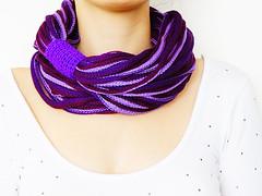 Handmade Scarf by Sudrishta