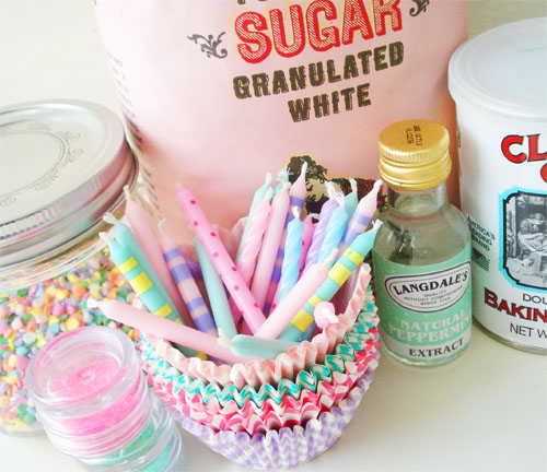 pretty baking supplies