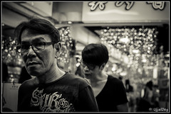 Face (ujjal dey) Tags: blackandwhite monochrome face singapore chinatown chinesenewyear newyear dreams ujjal nikon35mm nikond90 ujjaldey ujjaldeyin