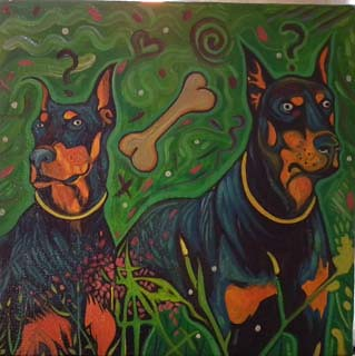 "Dobermans • <a style=""font-size:0.8em;"" href=""http://www.flickr.com/photos/92921384@N07/8448293248/"" target=""_blank"">View on Flickr</a>"