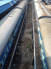 IMG_0909 (vijay_chennupati) Tags: travel india station train filth vizag indianrailways vishakapatnam andhrapradesh southcentralrailways