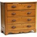 127. Victorian Cottage Chest