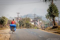 W drodze do Katmandu (www.wlasnadroga.pl) Tags: nepal bicycle wlasnadroga bicycletravel