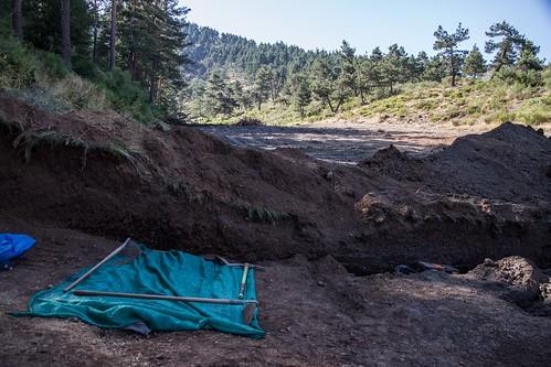Exhumación en El Pando (León) (8)