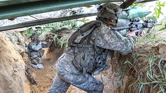 Falcon Paratroopers hone readiness, lethality in training (2nd Brigade Combat Team) Tags: paratroopers 2ndbrigadecombatteam 82ndairbornedivision fieldtrainingexercise ftx fortbragg nc 2ndbct combat readiness train warfighting mission force northcarolina unitedstates