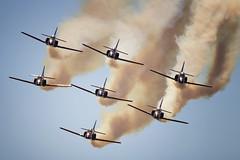 CASA C-101 EB Aviojet | Spanish Air Force (f1_mirage) Tags: casa c101 eb aviojet spanish air force patrulla aguila lzsl sliac siaf 2016 airshow slovak international fest display team smoke