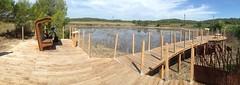 Observatoire de l'étang de la Paine du Couvent - IMG_5938 (6franc6) Tags: languedoc gard 30 lavistrenque août vélo kalkoff rando 2016 6franc6 explore