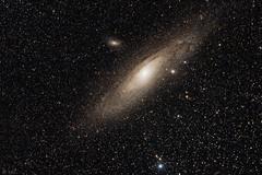 Andromeda Galaxy M31 (SGO Photography by StG) Tags: astronomie astrofotography galaxie galaxy andromeda m31 andromedanebel nebula deepsky