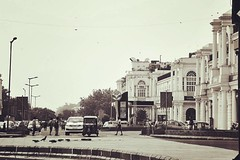 New Delhi  #cityscape (arman.beeswamill) Tags: instagramapp square squareformat iphoneography uploaded:by=instagram rise