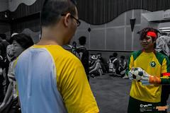AniManGaki 2016 Day 2 Hangout: 015 (FAT8893) Tags: amg2016 animangaki animangaki2016 cosplay malaysia inazuma eleven mamoru endou mark evans soccer