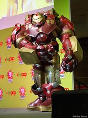 P9110440 (gprana) Tags: cosplay em5 hulkbuster ironman marinabay marinabaysands micro43 microfourthirds olympus olympusomdem5 stgcc singapore m43