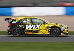 Mercedes-Benz A-Class - Adam Morgan / Wix Racing - British Touring Car Championship 2016 - Donington Park (anorakin) Tags: mercedes btcc mercedesbenz aclass adammorgan wixracing britishtouringcarchampionship 2016 doningtonpark