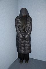 Soggy (Buses,Trains and Fetish) Tags: soggy niqab hijab burka chador girl slave torture rain warm sweat