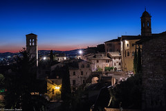 Assisi di notte (cesco.pb) Tags: assisi umbria notturno canon canoneos60d tamronsp1750mmf28xrdiiivcld italia italy