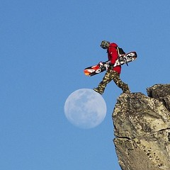 #funnypics : #stepping onto the #moon  (Pretty Cool Pic) Tags: pretty cool funnypics stepping onto moon