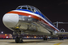 Endangered Species (RaulCano82) Tags: md80 mcdonnelldouglas mcdonnell douglas airplane plane jet aa american americanairlines airliner khou hou htx houston houstonhobby tx texas raulcano canon canon70d 70d endangered