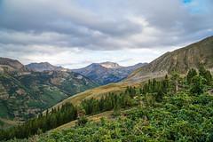 Rocky Mountain Drama (BernieErnieJr) Tags: huronpeak14003feet sawatchmountainrange sonya6300 sony18105mmg rockymountains colorado mountains clouds greatphotographers teamsony