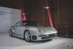 1988 Porsche 959 (amakles) Tags: 1988 80s 90s porsche 959 youngtimer classic vintage ruf german germaniacs motoclassic poland canon exotic boxer