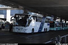 0536 (northwest85) Tags: flybussen sas scandinavian airlines bs 73694 0536 mercedes tourismo fb2 helsfyr oslo bussterm holbergs plass lufthavnvegen gardermoen airport bs73694