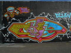 CYCLE (Billy Danze.) Tags: paint louis 2016 stl st graffiti cycle ba