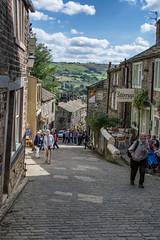 Haworth (dentonkarl) Tags: bronte haworth village