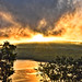 Hudson River Sunrise at West Point (NY) September 2016