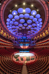 Royal Albert Hall - Open House 2016 (DSC08129) (Michael.Lee.Pics.NYC) Tags: london england unitedkingdom royalalberthall openhouse 2016 architecture dome music arena fisheye sony a7rm2 rokinon12mmf28