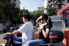 (dadou~) Tags: wuhan wuchang chine china rue street universit university campus ricohgr