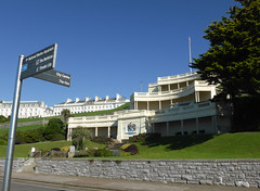 Wedding Cake (neuphin) Tags: plymouth hoe belvedere weddingcake terraces sign