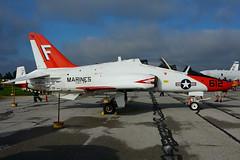 US Marines 163644 (T-45C) (Steelhead 2010) Tags: 163644 usnavy usmarines yxu mcdonnelldouglas t45 goshawk