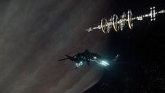 Vanguard 072 (starcitizenhungary) Tags: aegis ships vanguard screenshot port olisar spacestation