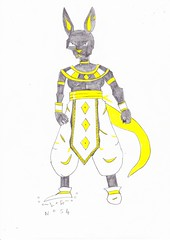 LG draw N54 - Beerus #lg #lgdraw #draw #drawing #draws #imagination #dragon #ball #dragonball #db #dbz #gt #super #god #saiyan #beerus #black #gold #white #style (LGdraw) Tags: lgdraw beerus black style white saiyan dbz drawing db dragonball dragon lg god super draws imagination gt gold ball draw