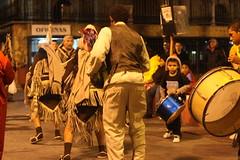 IMG_4690 (Charles J. Scanlon) Tags: dance dancers tribal guadalupe plazadearmas ciudadjuarez matachines ritualdance matachin zonacentro tricaldance