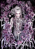 "Wonderland ""The Queen's Centurion"" (Kirsty Mitchell) Tags: roses key darkness magic spell wonderland storybook treeroots automaton kirstymitchell elbievaneeden wonderlandpartii thequeenscenturion"