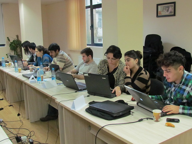 Thumbnail for Social media training for Azeri journalists and NGO staff